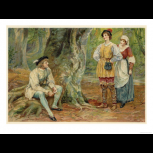 Thumbnail for A02 Shakespeare Quotation. As You like It (Jaques)