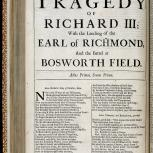 Thumbnail for Mr. William Shakespear's Comedies, Histories, and Tragedies: Published According to the True Original Copies
