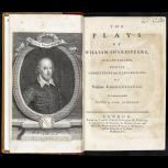 Thumbnail for The Plays of William Shakespeare in Eight Volumes