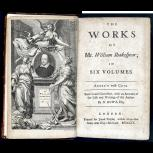 Thumbnail for The Works of Mr. William Shakespear in Six Volumes